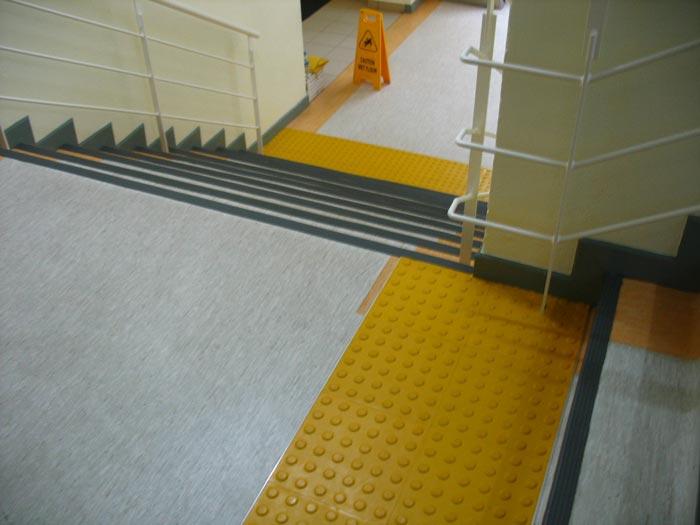 Noskid Safety Flooring